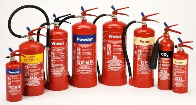 ABC Type Portable Fire Extinguisher