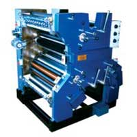 Three Color Satellite Printing Unit