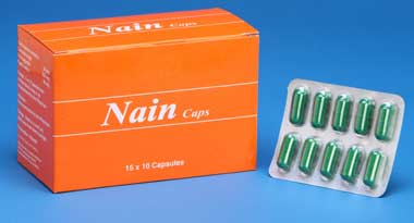 Nain Capsules