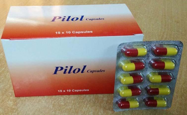 Pilol Capsules