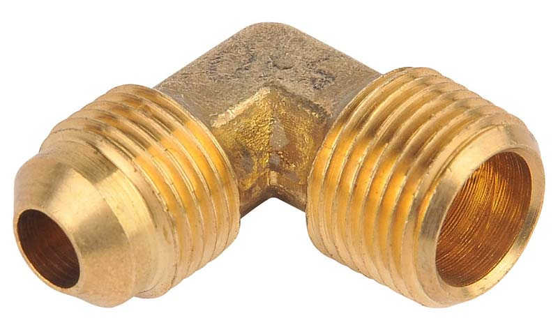 Brass Elbow (NRCI068)