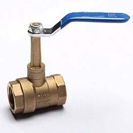 Long Stem Brass Ball Valve