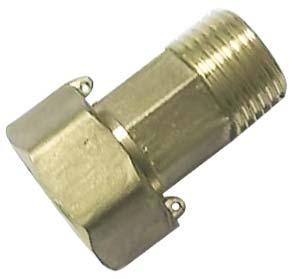 Brass Water Meter Couplings