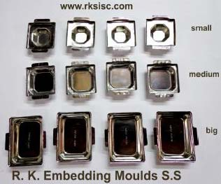 Tissue Embedding Mold
