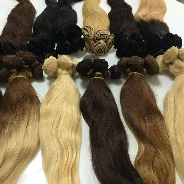 Double Color Straight Human Hair