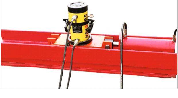 Hydraulic Rerailing Equipment