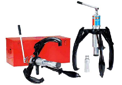 Self Contained Hydraulic Cobra Puller 01