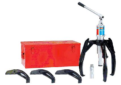 Self Contained Hydraulic Cobra Puller 02