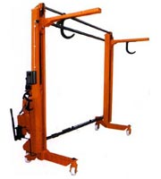 Beam Mounting Trolley