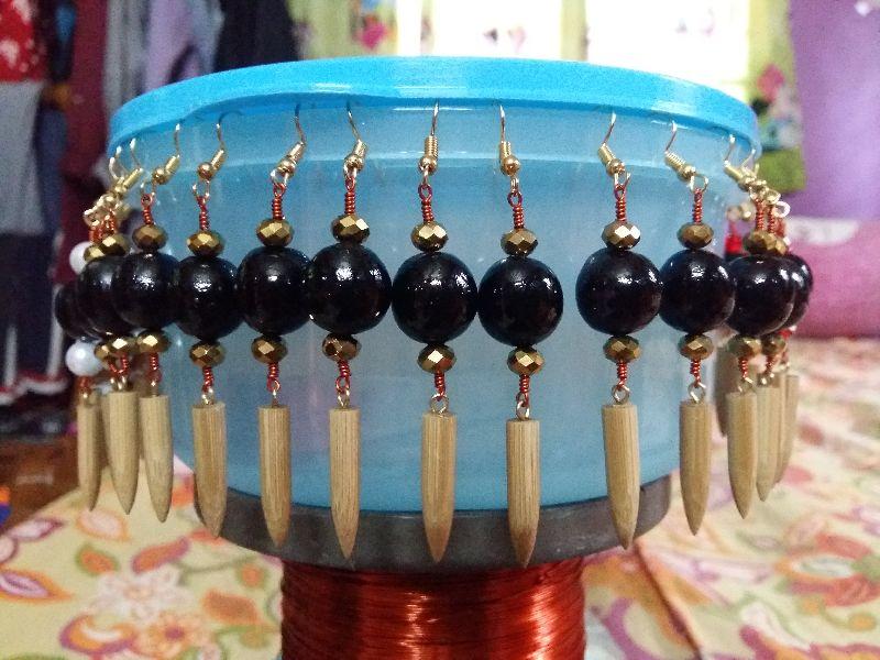Bamboo Earrings 03