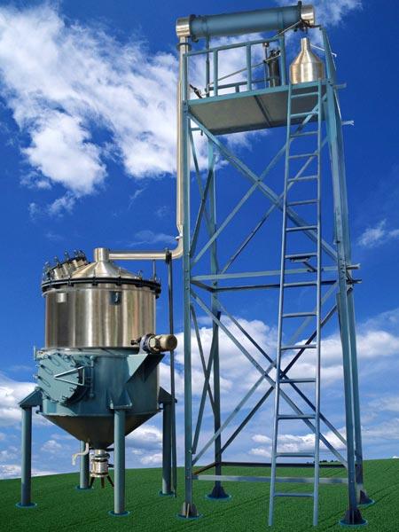 Rose Oil Distillation Unit