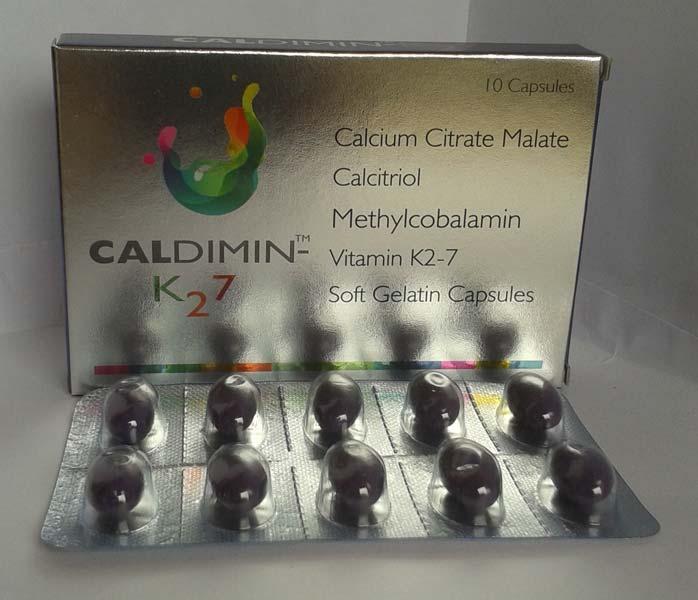 Caldimin K 27 Capsules
