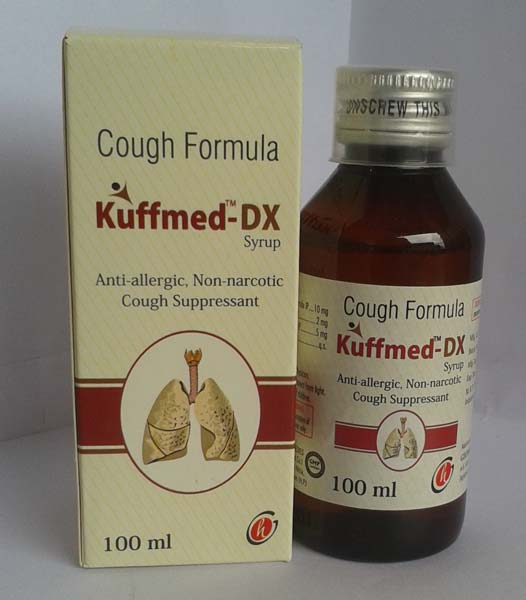 Kuffmed DX Syrup
