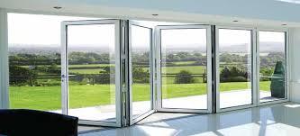 UPVC Folded Doors and Windows