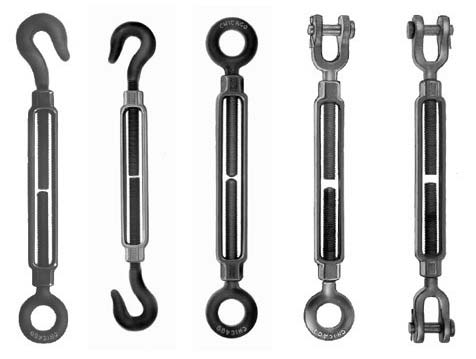 Forged Steel Turnbuckles