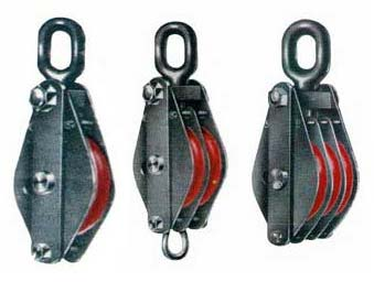 Heavy Duty Rope Pulley