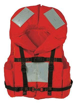 Life Saving Jackets