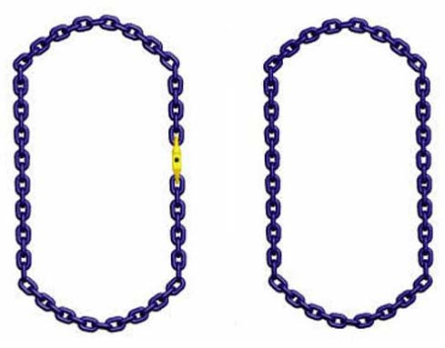 Round Chain Slings