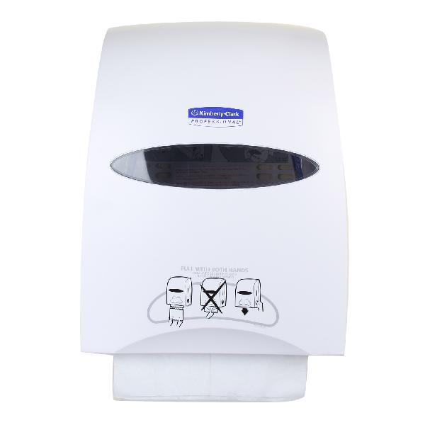 Electronic Hard Roll Towel Dispenser