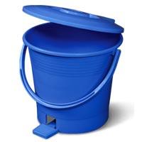 Indoor Plastic Pedal Dustbin