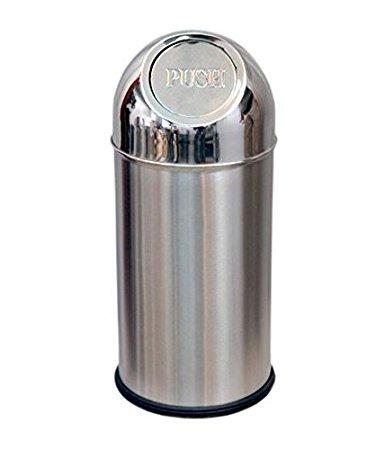 Stainless Steel Push Bin