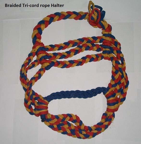 Horse Rope Halter