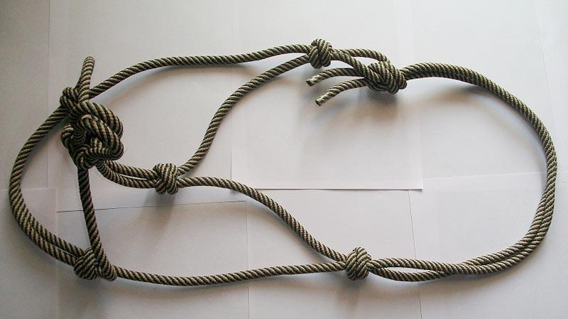 Horse Rope Halter - NSM-RH-003