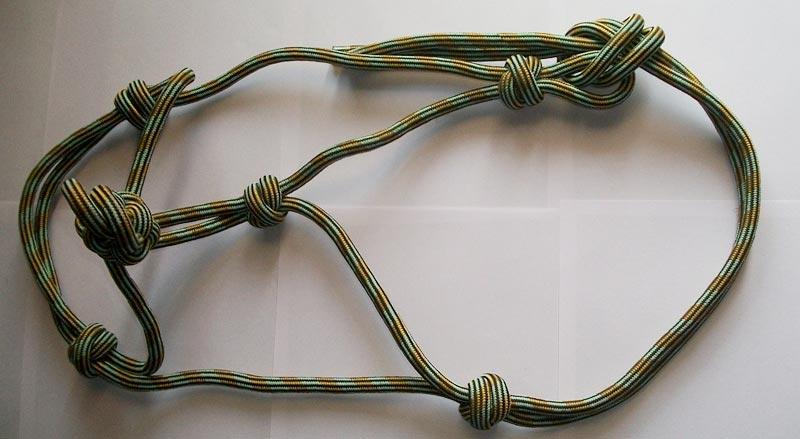 Horse Rope Halter - NSM-RH-005