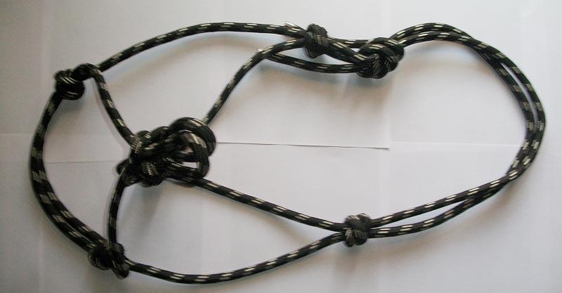 Horse Rope Halter - NSM-RH-007