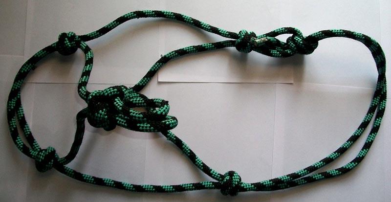 Horse Rope Halter - NSM-RH-010