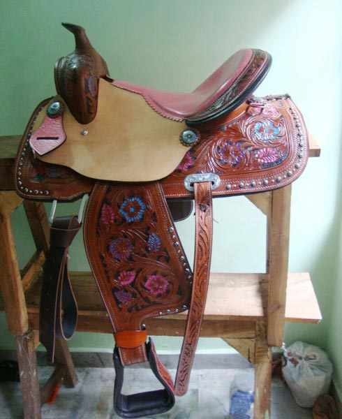 Horse Saddle- NSM-SWL-003