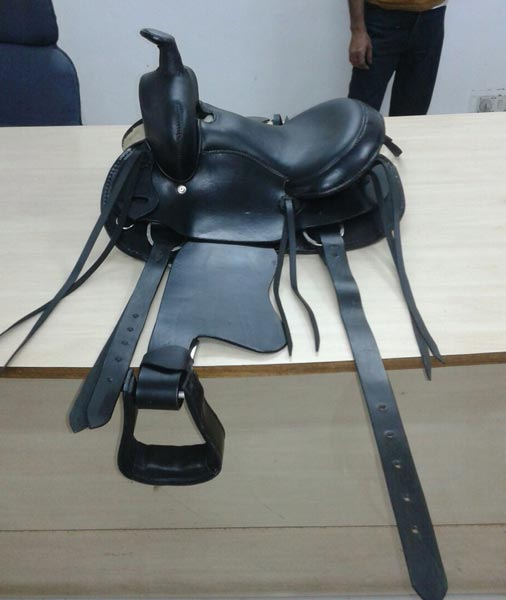 Horse Saddle- NSM-SWL-006