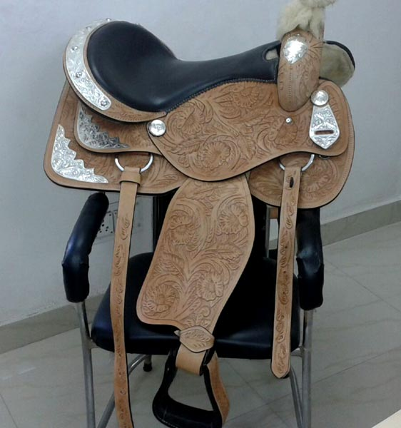 Horse Saddle- NSM-SWL-007