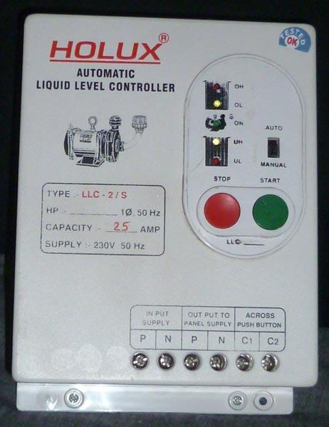Single Phase Liquid Level Controller