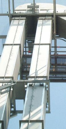 Belt Bucket Elevator Conveyor