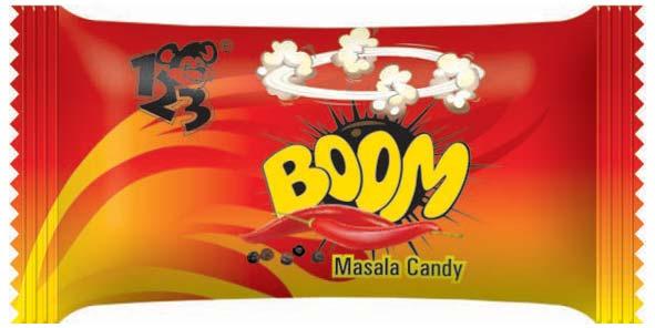 Boom Masala Candy