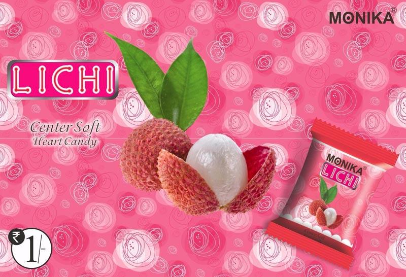 Lichi Fruit Candy