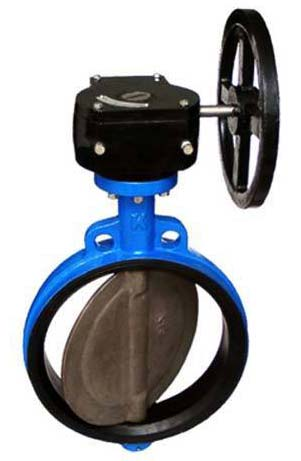 Wafer Type Butterfly Valves