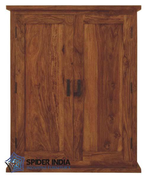 Wooden Wardrobes Product ~ Wooden wardrobe storage exporters in jodhpur