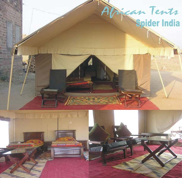 Resorts & Camping Tents