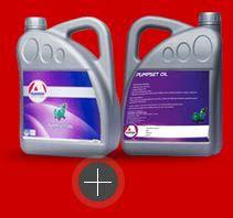 Airbol Pumpset Oil