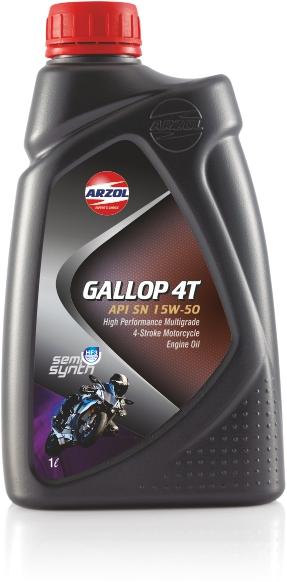 Gallop 4T Engine Oil 01