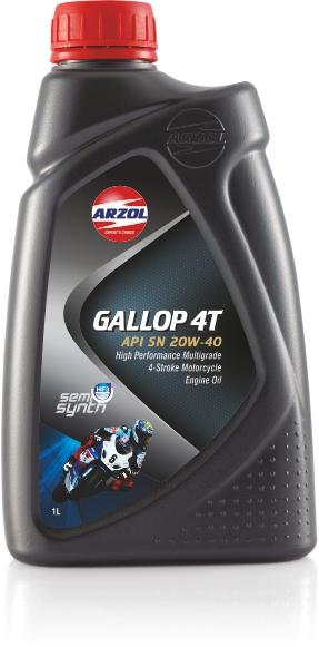 Gallop 4T Engine Oil 02