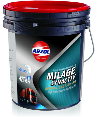 Milage Synactiv Engine Oil