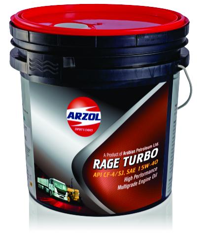Rage Turbo Engine Oil