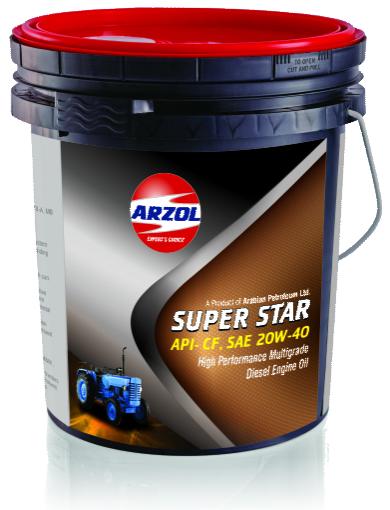 Super Star Engine Oil