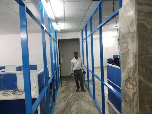 Aluminium Partition Work 01