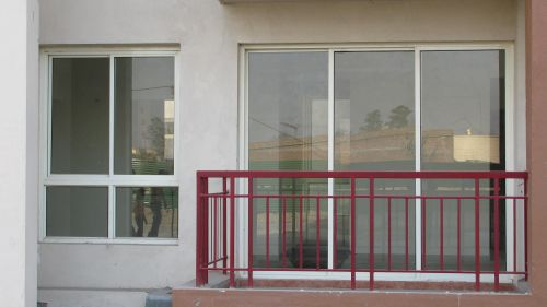 Aluminium Partition Work 02