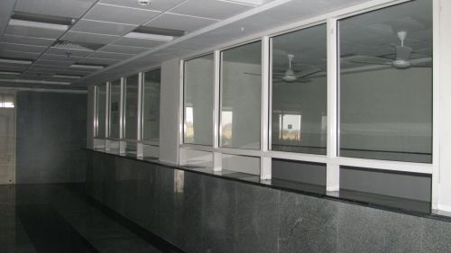 Aluminium Partition Work 03