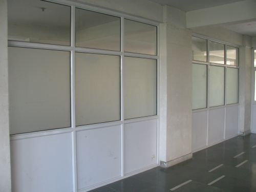 Aluminium Partition Work 04